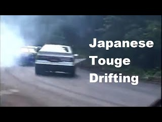 INSANE Japanese Touge Drifting - JZX100 vs B324R vs AE86