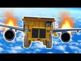 ЛЕТАЮЩИЕ МАШИНЫ В ГТА 5 (GTA 5 МОДЫ Смешные Моменты) / FLYING CARS