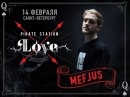 Mefjus - Live @ Pirate Station Love 2015 SPB HD