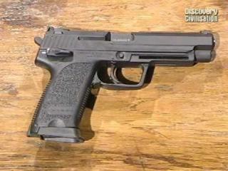 Оружие боя. Пистолет - друг солдата. www.voenvideo.ru