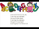 English for children. Spotlight 2. Page 17 ex 3 Alphabet Song