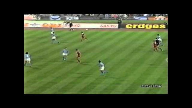 Bayern Napoli 2-2, coppa uefa 1988-89, 17