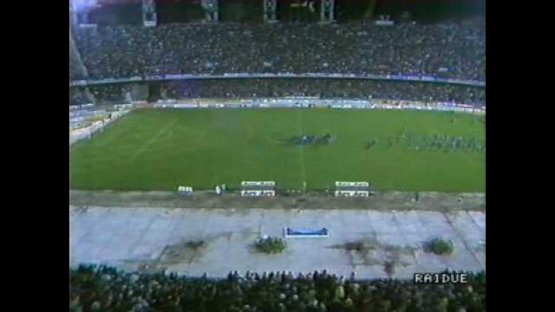 Napoli-Bayern Monaco 2-0 Coppa Uefa 1988-89