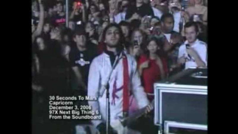 30 Seconds To Mars - Capricorn Live 97X