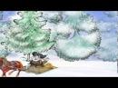 В лесу родилась ёлочка в весёлой обработке Детская песня Мультклип Видеоклип
