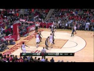 HD Utah Jazz vs Houston Rockets | Full Highlights | January 10, 2015 | NBA Season 2014/15