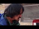Homeless man on the street plays beautifully (Remix / Horizontal video)
