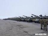 Украина, Харьков В зону АТО передали более 100 единиц техники Новые танки,БТРы,САУ уходят на фронт