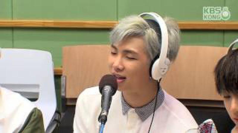 [슈퍼주니어의 키스더라디오] 방탄소년단 랩몬스터, 타이거 JK를 만난 이유!