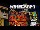 UMap 19 Minecraft Ultimate Dimension Parkour 4 w GhostGaming