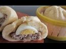 Паровые БУЛОЧКИ С НАЧИНКОЙ вьетнамские булочки Бань Бао китайские паровые булочки баоцзы - Bánh bao