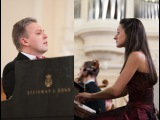 Ghedini G.F.Concert for two pianos Petro Duet Russia Dmitrii Petrov - Anastasia Rogaleva