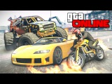GTA 5 Online (PC) - Педаль до упора! #119 И еще
