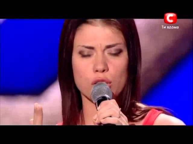 X-Factor - Анна Хохлова (Rihanna - Russian Roulette)