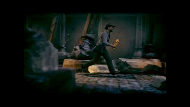 Indiana Jones and the Staff of Kings Wii Trailer