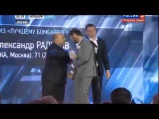 Радулов признан самым ценным игроком КХЛ