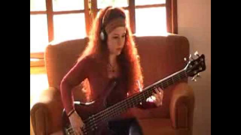 Don't give hate a chance - Jamiroquai [bass cover]