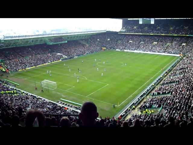 The best I just can't get enough ever, from Celtic Park, on Old Firm's day (3-0, 20/02/2011)