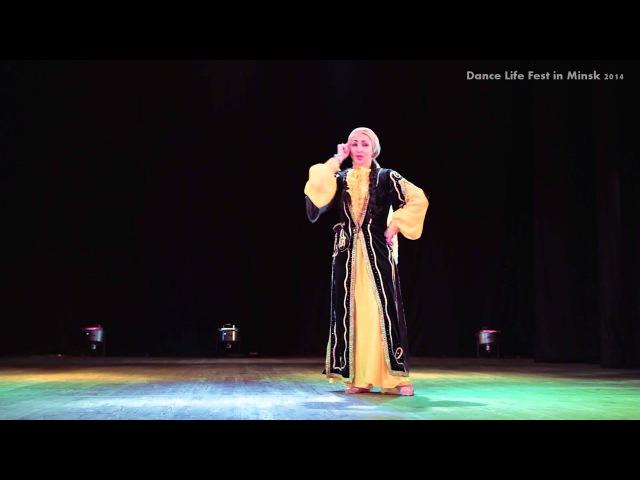Leila Mamat @ Dance Life Fest in Minsk 2014