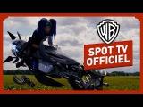 JUPITER : Le Destin de LUnivers - Spot Officiel - Mila Kunis / Channing Tatum