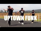UPTOWN FUNK - Mark Ronson &amp Bruno Mars Dance Choreography Jayden Rodrigues NeWest