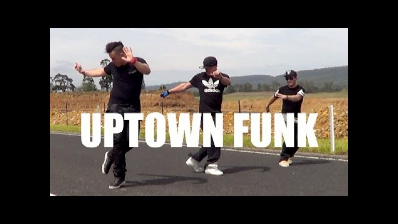 UPTOWN FUNK - Mark Ronson Bruno Mars Dance Choreography | Jayden Rodrigues NeWest