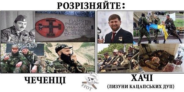 На Донбасс переброшено подразделение Росгвардии, укомплектованное чеченцами, - разведка - Цензор.НЕТ 1921