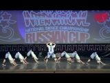 Varsity Dance Crew - Ray Sky, 5 place (хип-хоп танцы)