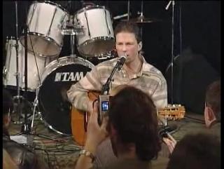 Федор Чистяков-band- Медведь (2002 Концерт_во_Владимире)