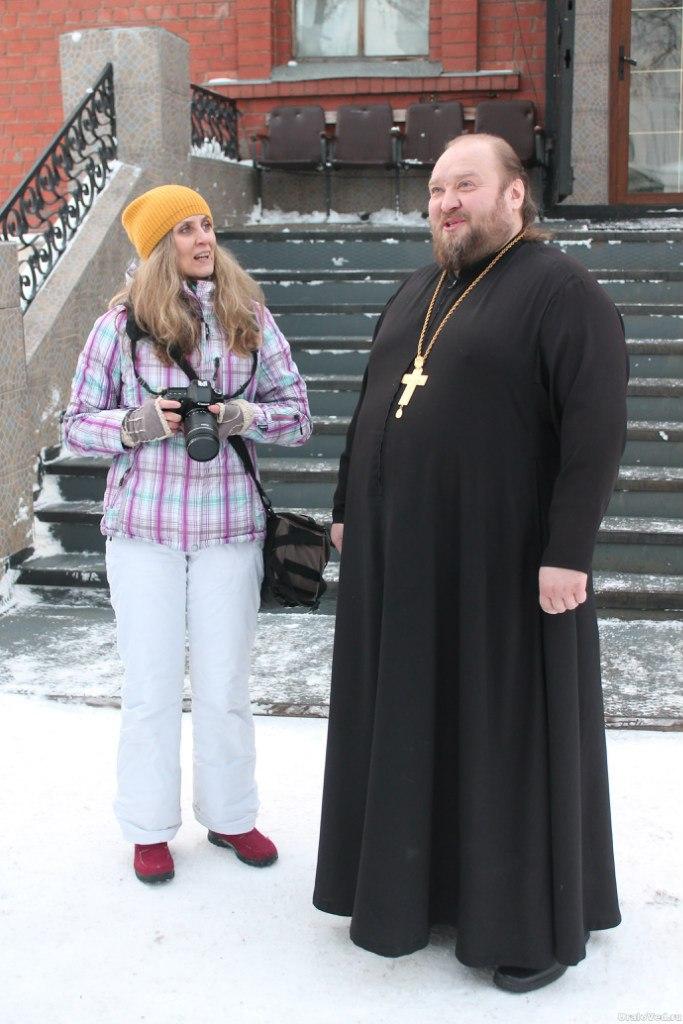 Священник кушвинского храма
