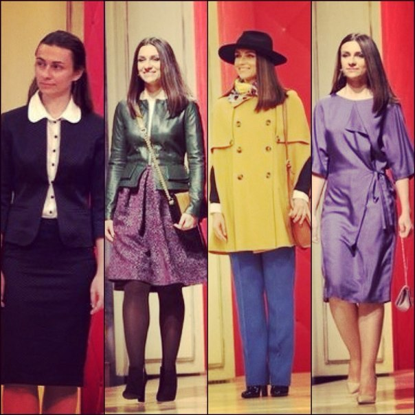 Как попасть на модный приговор стилистом