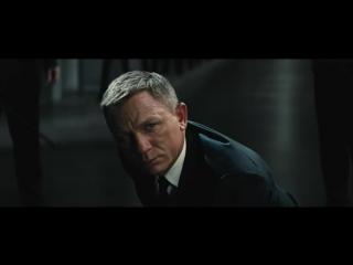 007  СПЕКТР - Русский Трейлер (2015)