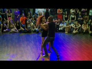 Танец под песню Lean On (feat. MØ & DJ Snake) Major Lazer • Zouk JacknJill Advanced • Final • Alex de Carvalho  Fernanda da Silv