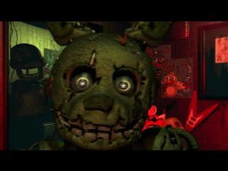 ТАЙНА НОВОГО АНИМАТРОНИКА РАСКРЫТА_ - ЖУТКИЕ теории и факты Five Nights at Freddy_s Spring Trap - 720P HD