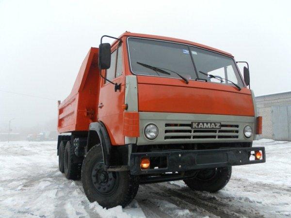 КамАЗ 55111. 15