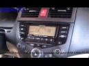 Установка USB-Mp3-AUX адаптера (Yatour / Xcarlink / DMC9088) на Honda Accord VII