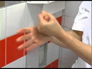 Инструкция по гигиенической обработке рук медицинского персонала