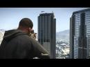 Grand Theft Auto V: первый официальный геймплей GTA 5 (русская озвучка)