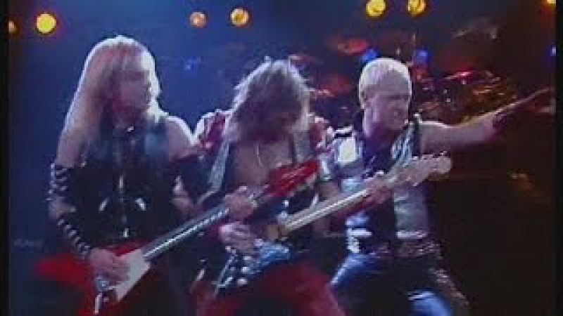 Judas Priest - Live in Dortmund 1983/12/18 [Rock Pop Festival '83] [60fps]