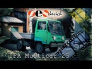 СУПЕР КАР IFA Multicar 25