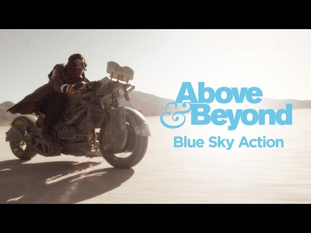 Above Beyond feat. Alex Vargas - Blue Sky Action (Official Music Video)