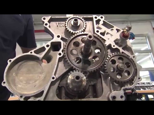 BMW F1 Car BT52 1,280 hp Engine Assembly