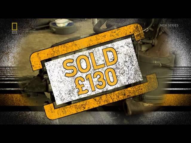 Машины разобрать и продать (1 сезон, 1 серия)