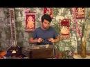 Indian musical instruments. Santur. Индийские музыкальные инструменты. 6 серия. Сантур. Viktor Khan.