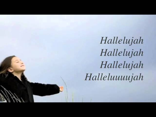 8 yr old Rhema sings Hallelujah..heart stopping..she gets into it at 2:17 secs. - share
