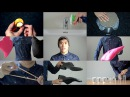 HIT SONGS OF 2014 - PERFORMED WITH HOUSEHOLD ITEMS | Andrew Huang