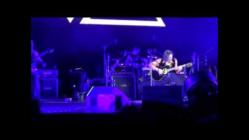 Steve Vai Live In Voronezh 2014 Moff addition