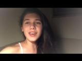 Сабина Мустаева - Chandelier (Sia cover)