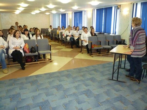 Встреча с  представителями КГБУЗ «Городская больница №7