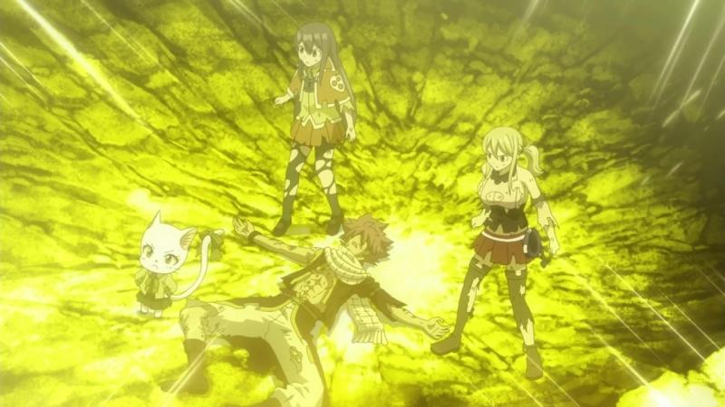 Аниме [WreckMedia] Fairy Tail TV-2 - 62/ Хвост Феи ТВ-2 (второй сезон) 62 серия 237 (озвучил Salplak) — смотреть онлайн бесплат